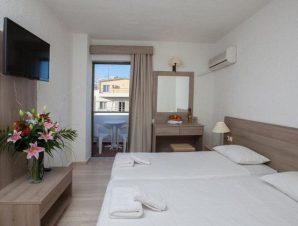 Διαμονή στο Apollon Hotel Crete στον Άγιο Νικόλαο, μόλις 50 μ. απόσταση από τη παραλία και 600 μ. από τη πασίγνωστη λίμνη!