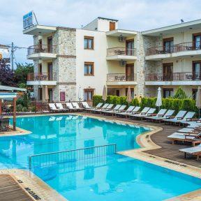 Nereides Hotel – Χανιώτη, Χαλκιδική