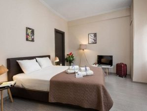 Διαμονή στοHomely Apartments στο κέντρο της Αθήνας,σε απόσταση μικρότερη του 1 χλμ. από το Εθνικό Θέατρο!