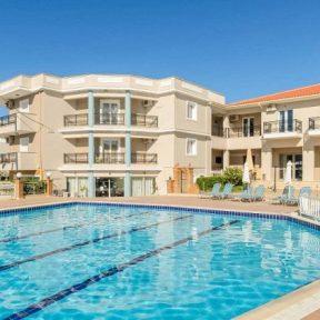 Διαμονή στο Karras Hotel στον Λαγανά στη Ζάκυνθο, ένα All Inclusive ξενοδοχείο σε ήσυχη τοποθεσία μόλις 300 μ. από την παραλία!