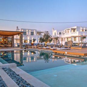 4* Portes Suites & Villas Mykonos – Μύκονος, Γλάστρος