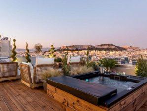 Διαμονή στοSupreme Luxury Suites στην Καλλιθέα στην Αθήνα!