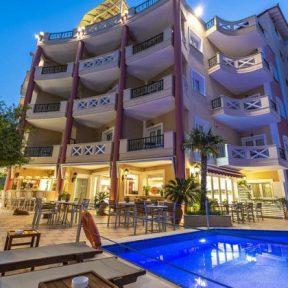 Διαμονή στο Evdion Hotel στους Νέους Πόρους Πιερίας, φτιαγμένο σε αυτόν τον πανέμορφο τόπο του Ολύμπου και της θάλασσας!