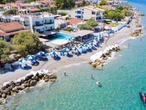 Διαμονή στο παραθαλάσσιο Lido Hotel στο Μελίσσι Ξυλοκάστρου, με ιδιωτική παραλία σε απόσταση μόλις 110 χλμ. από την Αθήνα!