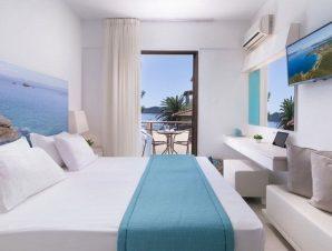 Διαμονή στο 3* Sun Rise Hotel στο νησάκι της Αμμουλιανής στη Χαλκιδική, με ιδιωτική παραλία μόλις 300μ. από το λιμάνι!