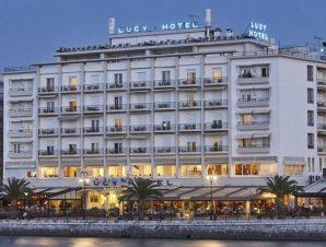 Διαμονή στο 4* Lucy Hotel στην Χαλκίδα, σε κεντρικό σημείο ακριβώς μπροστά στην παραλία!