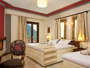 Διαμονή στο Rodovoli Hotel στην Κόνιτσα, ένα άριστο δείγμα παραδοσιακής αρχιτεκτονικής σε απόσταση αναπνοής από το κέντρο της πόλης!