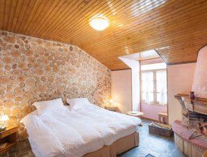 Διαμονή στο Dimatis Hotel όπου λειτουργεί από το 1928 και βρίσκεται στην καρδιά του ορεινού χωριού του Αγίου Δημητρίου στην Πιερία!