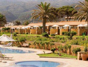 Διαμονή στο 4* Kernos Beach Hotel στα Μάλια Κρήτης, με μεγάλους κήπους με μονοπάτια για περιπάτους μόλις λίγα μέτρα απο την υπέροχη αμμώδη παραλία!