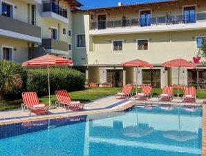 Διαμονή στο Panormo Beach Hotel στο Ρεθύμνο, μόλις στα 20 μ. από τη θάλασσα!