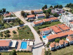 Διαμονή στο Simeon Hotel στη Μεταμόρφωση Χαλκιδικής, μόλις 80μ. από τα πεντακάθαρα νερά του Αιγαίου!