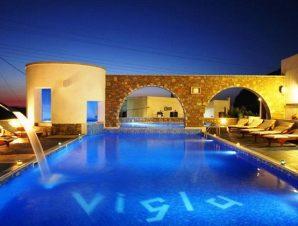 Διαμονή στο Vigla Hotel στα Θολάρια Αμοργού, ένα παραδοσιακό χωριό κυκλαδίτικης αρχιτεκτονικής με πανοραμική θέα στο λιμάνι της Αιγιάλης!